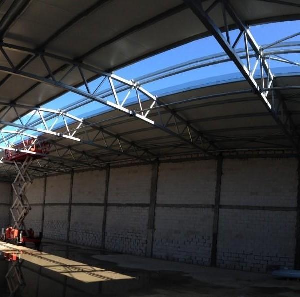 Budowa hal przemysłowych Wielkopolska