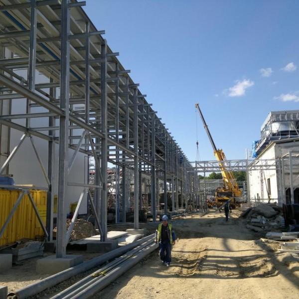 Montaż konstrukcji stalowych Poznań