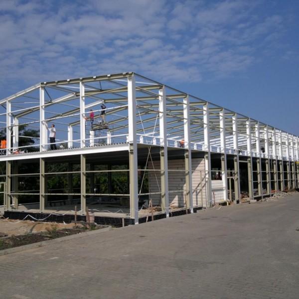 Konstrukcje stalowe Poznań