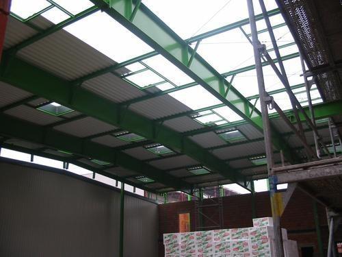 dach konstrukcja stalowa