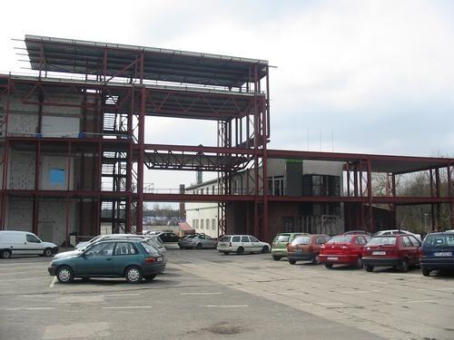 konstrukcje budynku stalowe