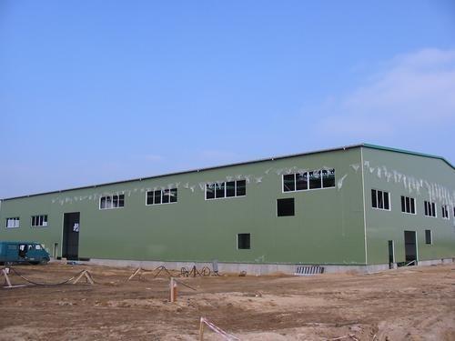 obiekt przemysłowy hala produkcyjna
