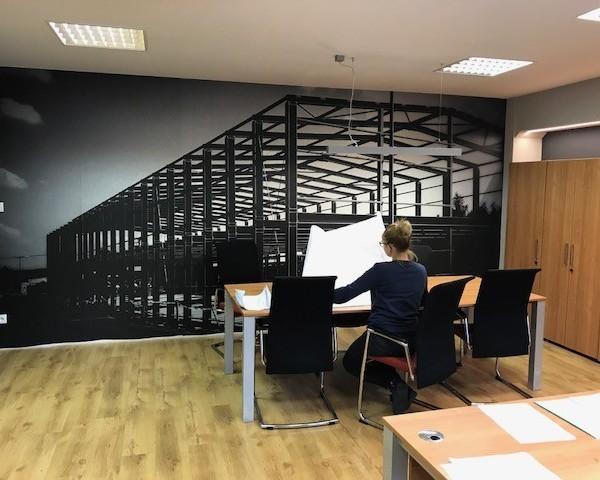plany konstrukcji stalowych