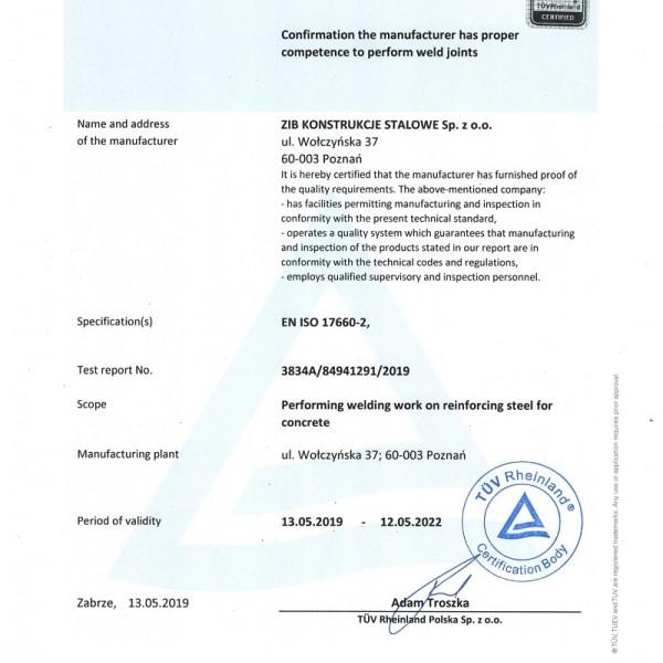 Certyfikat-ZIB-KONSTRUKCJE-17660-2